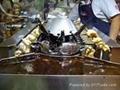 日本式自動迴轉式燒烤機  yakitori machine 7