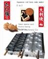 日本式大判燒機鯛魚燒機2合1