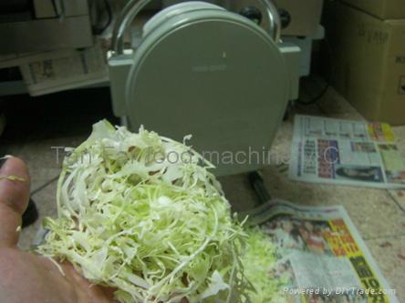 日本小型切椰菜絲機  切檸檬片機 2