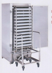 Combustion Gas Braising Chest