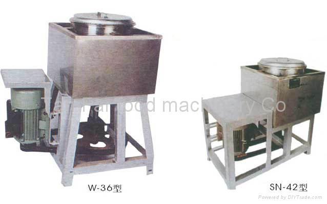 肉丸打漿機   攪拌機W-36 SN-42型 1