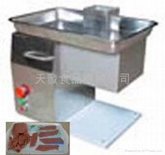 小型座台式切肉机