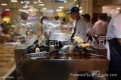日本式自動迴轉串燒機 電加熱型號