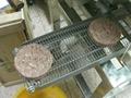 自動漢堡肉餅成型機