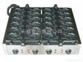 日式正宗鯛魚燒機 12魚型號 付歐洲安全認試CE 証書