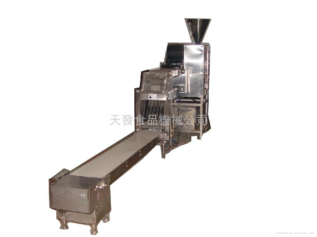 automatic spring rolling pastry machine crepe making machine tf 500 tan far hong kong. Black Bedroom Furniture Sets. Home Design Ideas