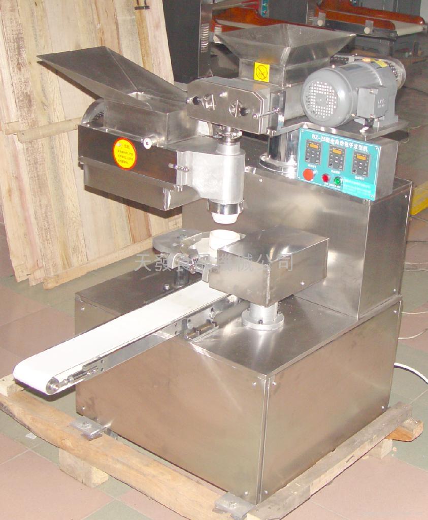 自動中式包子機          菜肉包機   豆沙包機 1