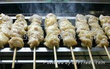 600型小型日本串燒爐 5