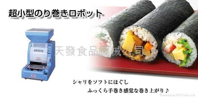 SUZUMO SVR-NNV 自動壽司卷機  二手機 1
