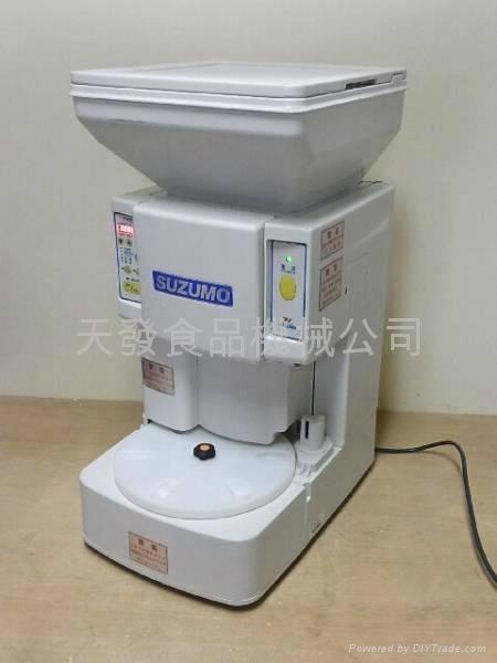 suzumo SSN-ELC 自動飯團成型機  二手 4