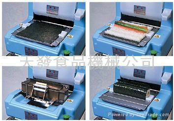 SUZUMO SVR-NNV 自動壽司卷機  二手機 2