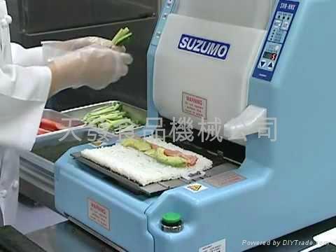 SUZUMO SVR-NNV 自動壽司卷機  二手機 4