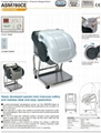AUTEC ASM-780 sushi rice mixer