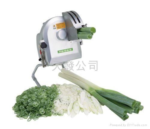 OHC-13 Green garlic cutter 1