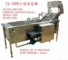 Mini type vegetable Washer