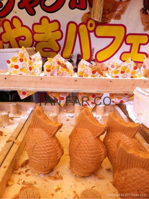 日式鯛魚燒機(開魚咀型號)  6