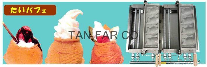 日式鯛魚燒機(開魚咀型號)  9