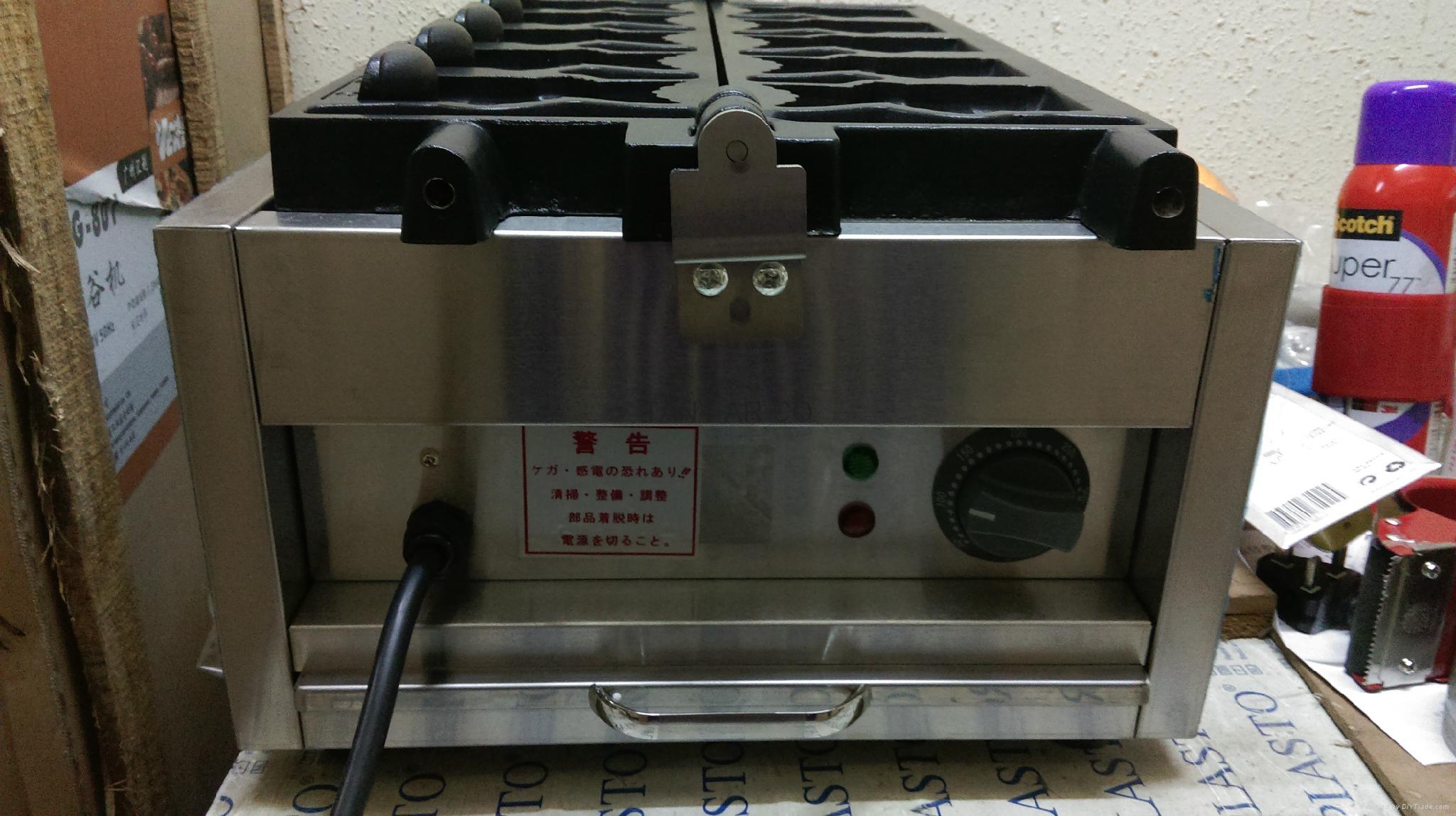日式鯛魚燒機(開魚咀型號)  12