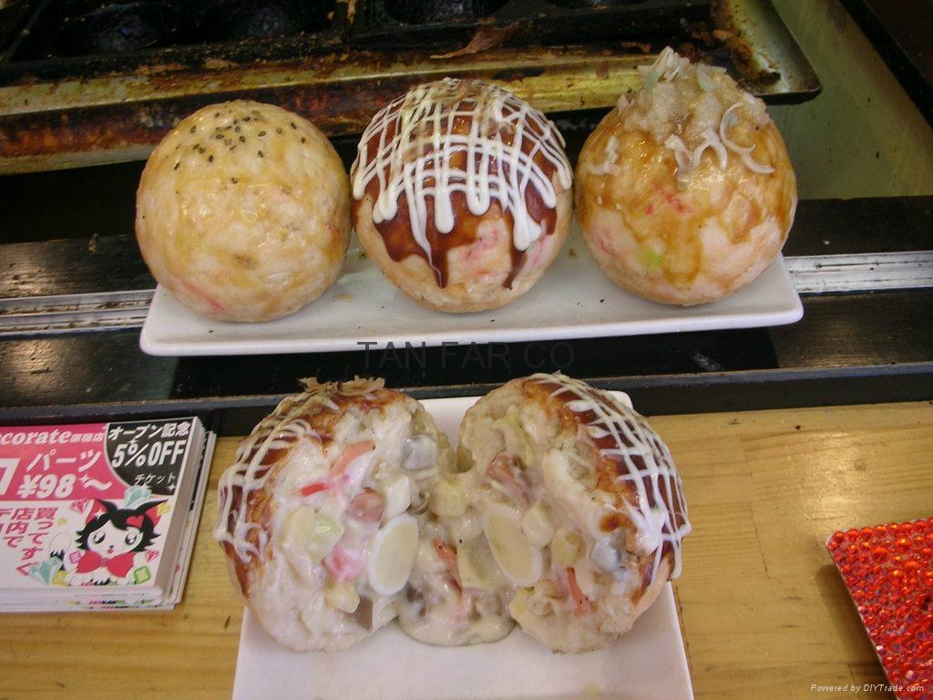 日本大粒章魚燒機    即  燒 6