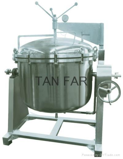 夾層壓力缸    煲豬骨湯 包領取壓力容器許可證 1