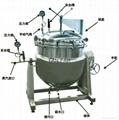 夾層壓力缸    煲豬骨湯 包領取壓力容器許可證 2