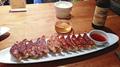 日本龙煎饺子炉   电加热 两板或单板型号 13