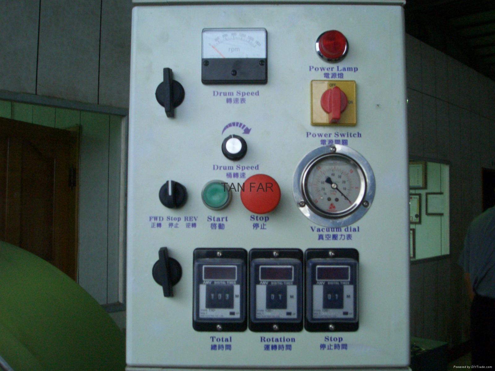 vacuum meat mixer    Germany vacuum pump 3