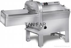 Auto frozen meat chop cutting machine
