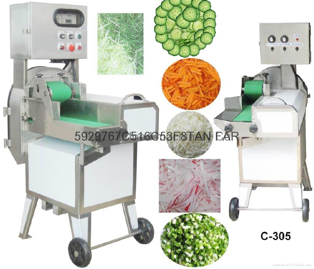 C-305 Vegetable Cutter 10