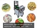 多功能切菜機(切片.切絲.切丁機) 一機多用途