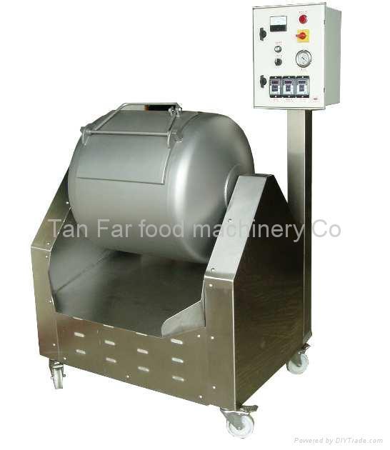 vacuum meat mixer    Germany vacuum pump 1