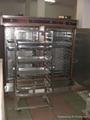 双门电蒸柜  24盘