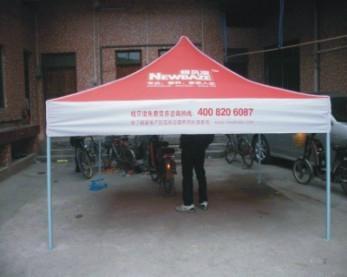 武漢廣告帳篷租賃 1