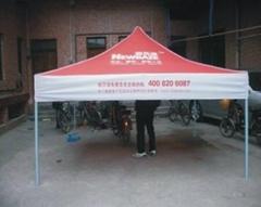 武漢廣告帳篷租賃
