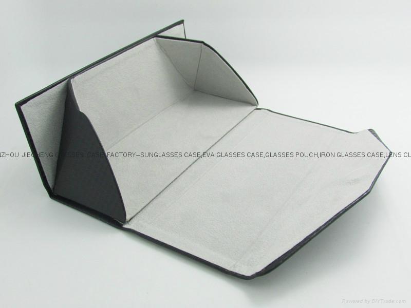 三角形折疊眼鏡盒 6