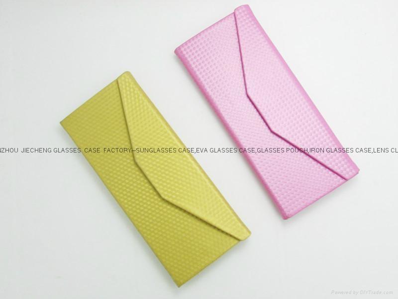 三角形折疊眼鏡盒 7