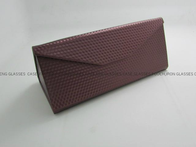 三角形折疊眼鏡盒 9