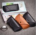 soft custom PU sunglasses case bag factory price (Hot Product - 1*)