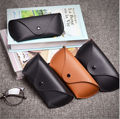 soft custom PU sunglasses case bag factory price (Hot Product - 1*)