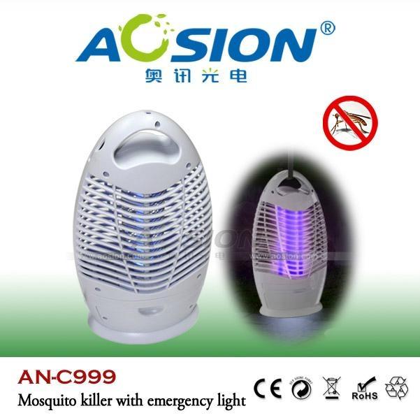 滅蚊燈+應急燈 1