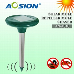 Sonic Solar Mole Repeller