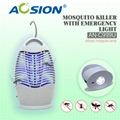 Insects killer with emergency light 3