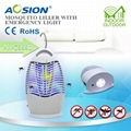 Insects killer with emergency light 2