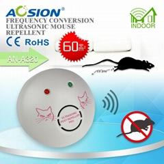 Ultrasonic Mouse Repeller