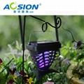Solar insect killer lamp 4