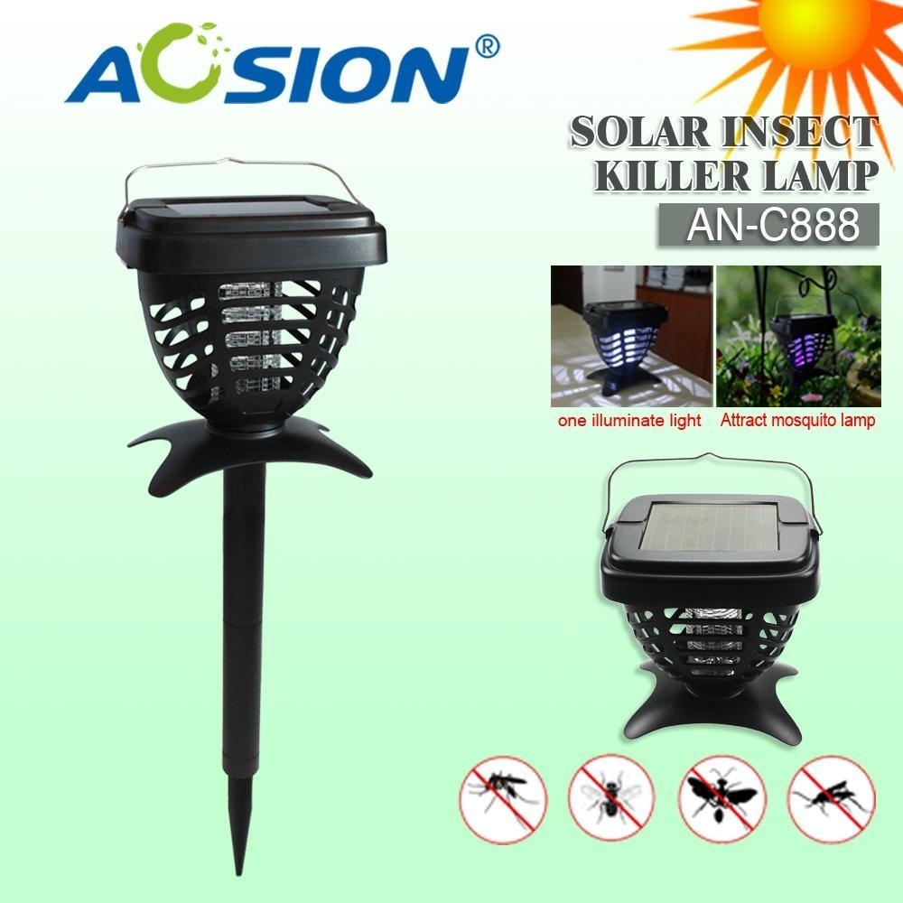 Solar insect killer lamp 3