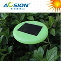 Solar rodent repeller with bright garden light 5