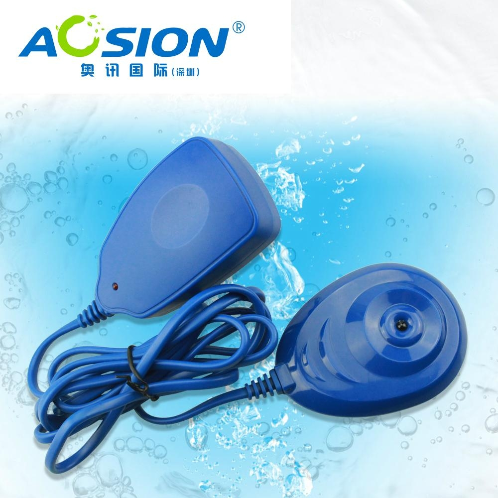 Aosion Ultrasonic Cleaner with Purple Light 7