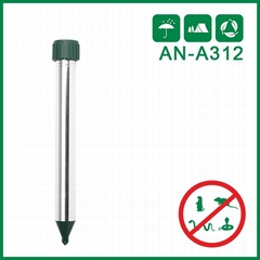 SonicRodent Repeller with Aluminum tube