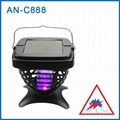 Solar insect killer lamp 1